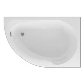 Акриловая ванна Акватек Вирго 150 правая без гидромассажа