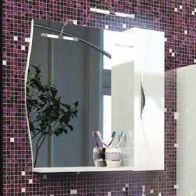 Зеркальный шкаф для ванной Edelform Bruno
