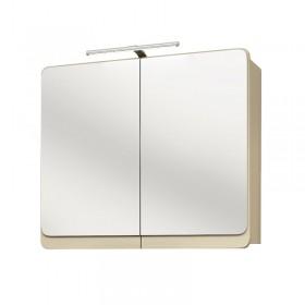 Зеркальный шкаф со светильником Edelform Calma