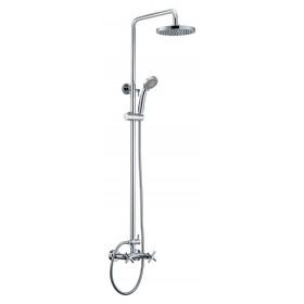 Душевая стойка с верхним душем Edelform Denim DN2912