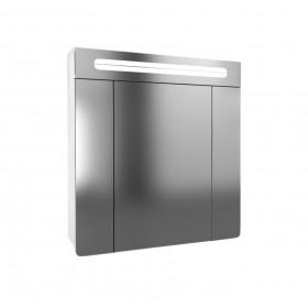 Зеркальный шкаф для ванной Edelform Glass 80