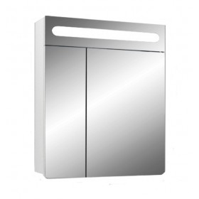 Зеркальный шкаф для ванной Edelform Glass 60