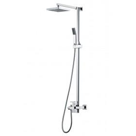 Душевая стойка с верхним душем Edelform Grano GR1910