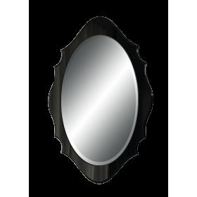 Зеркало в ванную комнату Edelform Mero 80 черное