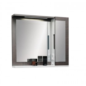 Зеркало в ванную с подсветкой Edelform Quadro 75