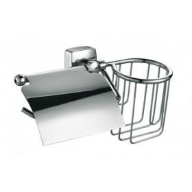 Держатель для туалетной бумаги и освежителя воздуха Fixsen
