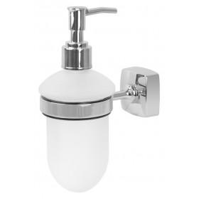 Дозатор для жидкого мыла Fixsen Kvadro