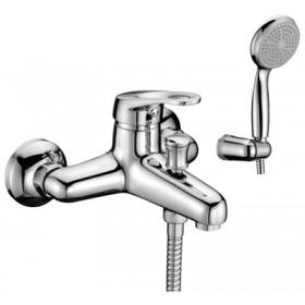 Смеситель для ванны с душем Lemark Omega LM3102C