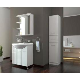 Комплект мебели для ванной Милора MixLine