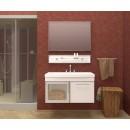 Комплект мебели для ванной Эдельвейс