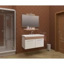 Комплект мебели для ванной Камелия