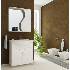 Комплект мебели для ванной Катрин MixLine