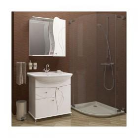 Комплект мебели для ванной Вивьен MixLine