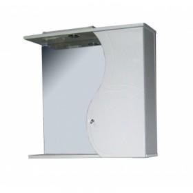 Шкаф навесной для ванной MixLine Катрин-75