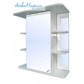 Шкаф навесной для ванной MixLine Омега-67