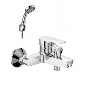 Смеситель для ванной с коротким изливом Rossinka S35-31