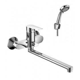 Смеситель для ванны универсальный Rossinka S35-33