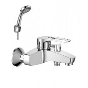 Смеситель для ванной с душем Rossinka T40-31