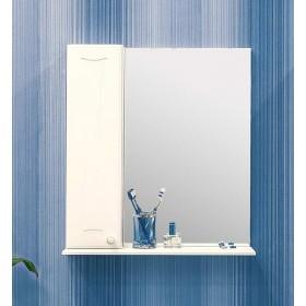 Зеркало шкаф в ванную Sanflor Карина 60