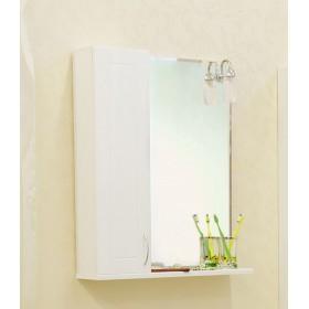 Зеркало шкаф для ванной Sanflor Николь 65