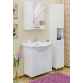 Комплект мебели для ванной 75 Sanflor Николь