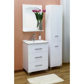Комплект мебели для ванной 60 Sanflor Венеция 60
