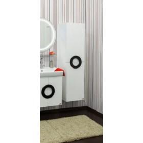 Шкаф пенал для ванной Sanflor Рондо
