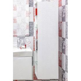 Шкаф пенал для ванной Sanflor Санфлор белый