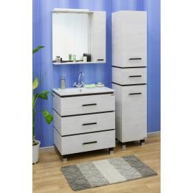 Комплект мебели для ванной Sanflor Торонто 60 светлый