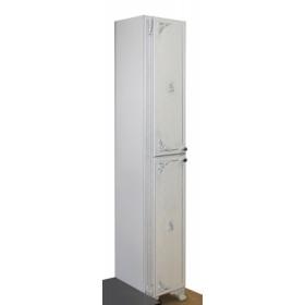 Шкаф пенал для ванной MixLine Людвиг-35